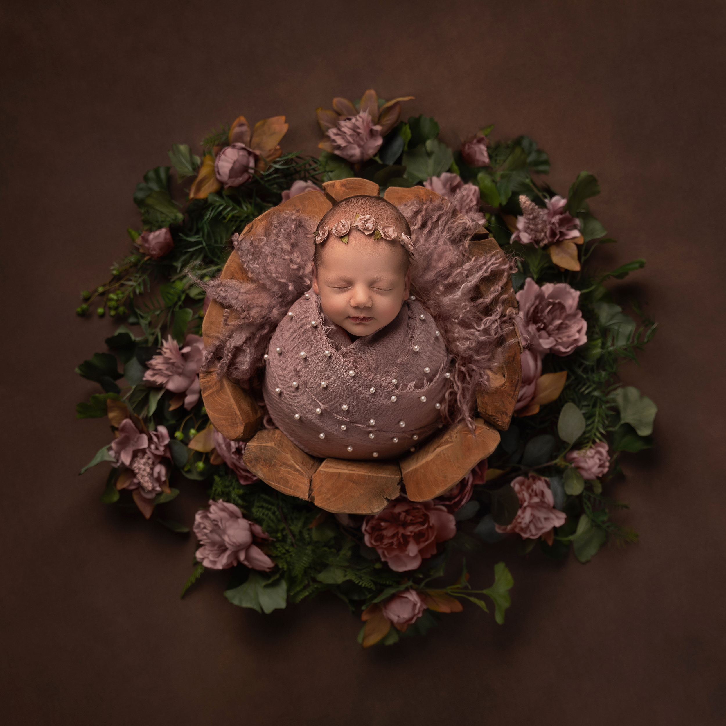 Jeremy McConnell's baby Storm Official Newborn Photographs Cheshire Newborn Photographer in Sandbach