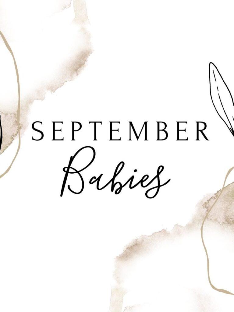 Cheshire Newborn Photographer – September babies – Sandbach